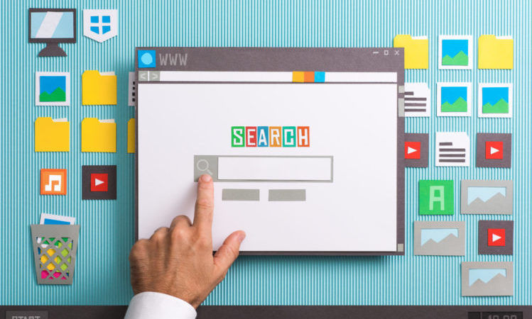 How to get to the first page of Google search results