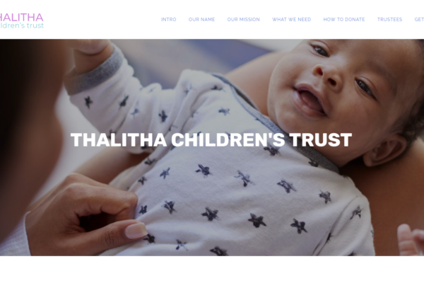 Thalita's Children Foundation